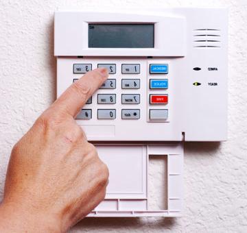 Escolher um alarme ou sistema de segurança ideal para a sua casa