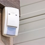 Alarme residencial - sensores eletrónicos internos