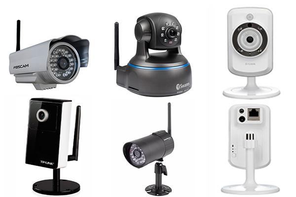 posicionamento do sistema de videovigilância