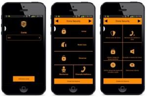 Aplicação Móvel – Alarme Residencial