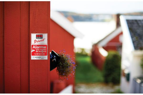 Alarme com anti-inibição - Securitas Direct