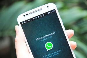 segurança da informação - whatsapp