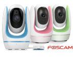 Camera IP - Camera para bebés