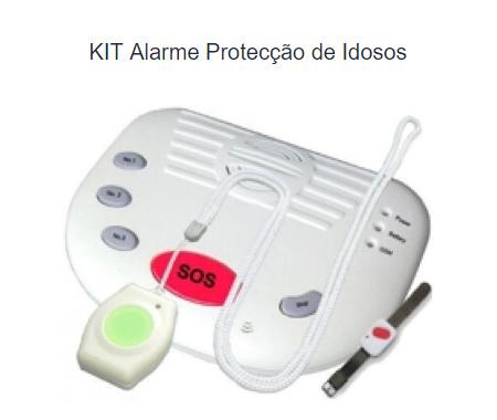 SOSystem - Alarme de proteção de idosos