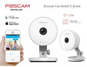 Camera IP C1 Lite