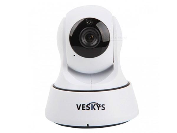 Sistemas de Segurança : Camera IP económica – Veskys 1080 HD