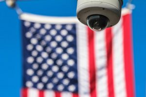 Câmeras com tecnologia IP - EUA